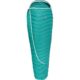 Grüezi-Bag Biopod DownWool Extreme Light 175 Sovepose, viridian green